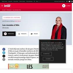 France Inter - Les mondes d'Alix