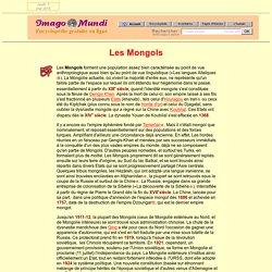 Les Mongols.