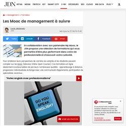 Les MOOC de management à suivre en 2016