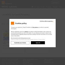 Les MOOC du Centre Pompidou
