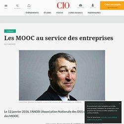 Les MOOC au service des entreprises