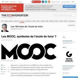 Les MOOC, symboles del'école dufutur?