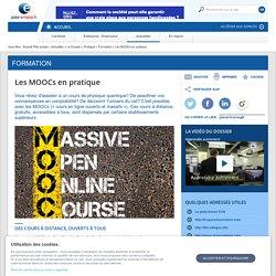 Les MOOCs en pratique