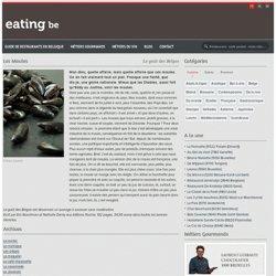 Les Moules - Le goût des Belges - Eating.be