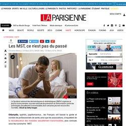 Les MST, ce n'est pas du passé - La Parisienne