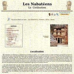 Les Nabatéens - La civilisation