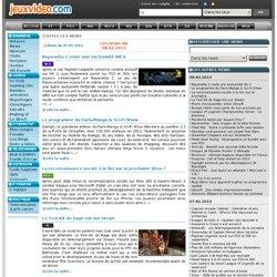 Les news JeuxVideo.com du 22/12/2011