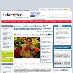 Qui sont les consommateurs de bio ?
