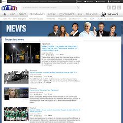 News of TF1