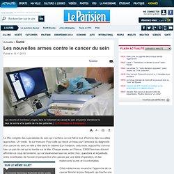 Les nouvelles armes contre le cancer du sein - La Parisienne