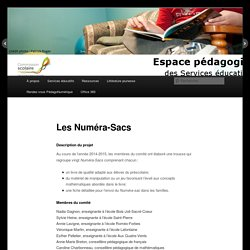 Les Numéra-Sacs