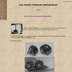 Les objets fossiles-2