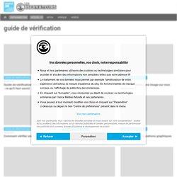 Guide de vérification de l'information - Les Observateurs - France 24