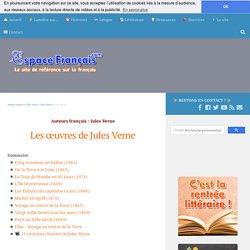 Les œuvres de Jules Verne