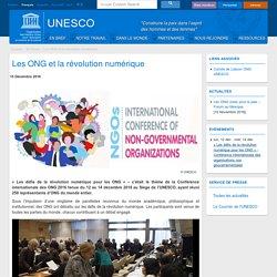 Les ONG et la révolution numérique