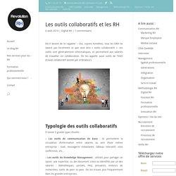 Les outils collaboratifs et les RH