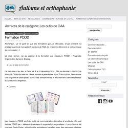 Autisme et Orthophonie » Les outils de CAA