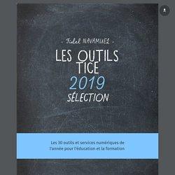 Les Outils Tice - Sélection 2019