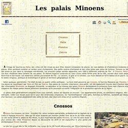Les Palais Minoens