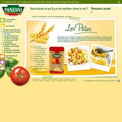 Les Pâtes - Panzani, Pâtes et Sauces