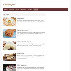 Les pâtes - Recette Gateau