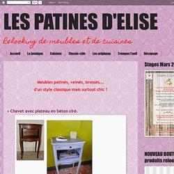 LES PATINES D'ELISE: Classic-chic