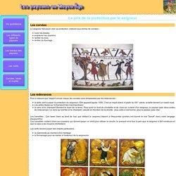 Les paysans au Moyen-Âge