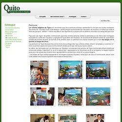 Les peintures de l'Equateur