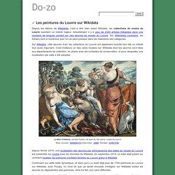 ✓ Les peintures du Louvre sur Wikidata