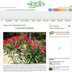 Les plantes toxiques
