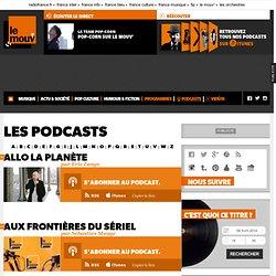 Le mouv' - Podcasts
