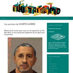 Les portraits de MARTIN JARRIE