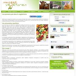 Mangez Végétarien! - Les premiers pas dans le végétarisme