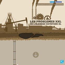 Les problèmes XXL de l'oléoduc Keystone XL