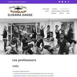 Les professeurs – DJIRAMA DANSE
