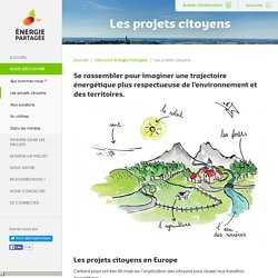 Les projets citoyens