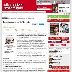 Les pyramides de Toyota