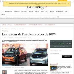 Les raisons de l'insolent succès de BMW - 13 octobre 2014