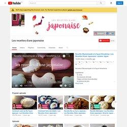 Les recettes d'une japonaise