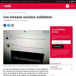 Les réseaux sociaux solidaires