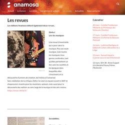 Sensibilités- Anamosa