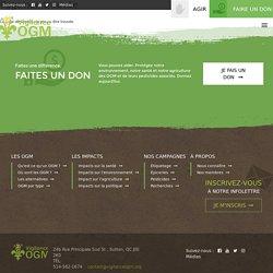 3 - Les risques sur la santé - Vigilance OGM