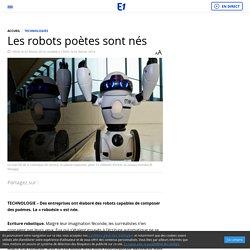 Les robots poètes sont nés
