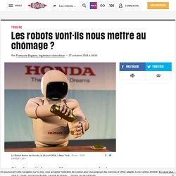 Les robots vont-ils nous mettre au chômage?