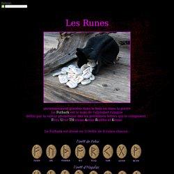 Les Runes (Le Grimoire de sorcellerie)
