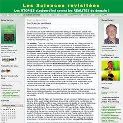 Les Sciences revisitées » Les Sciences revisitées
