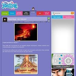 Les Sciences - Les Volcans