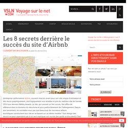 Les 8 secrets derrière le succès du site d'Airbnb