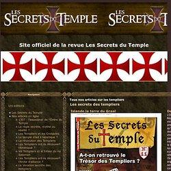 revue Les Secrets du Temple