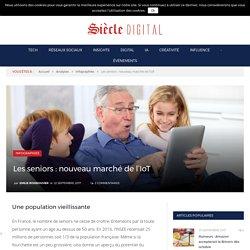 Les seniors : nouveau marché de l'IoT